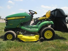 Riding Mower For Sale 2009 John Deere X324 , 22 HP