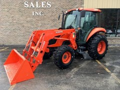 Tractor For Sale:  2008 Kubota M7040HDC