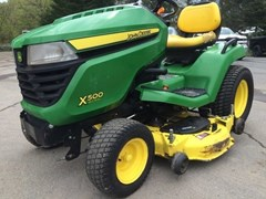 Riding Mower For Sale 2015 John Deere X500 , 18 HP