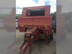 Baler-Round For Sale New Holland 640