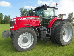 Tractor For Sale 2012 Massey Ferguson 7624 , 220 HP