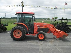 Tractor For Sale:  2010 Kubota L5740 , 57 HP