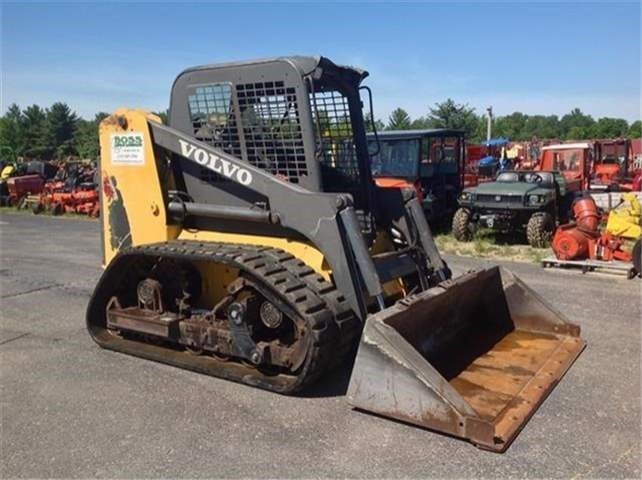 1996 Volvo MC110 Skid Steer-Track For Sale