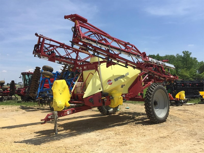 2017 Hardi NAVIGATOR 4000 Sprayer-Pull Type For Sale