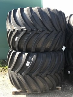 Wheels and Tires For Sale:  2018 Goodyear 1250 LSW