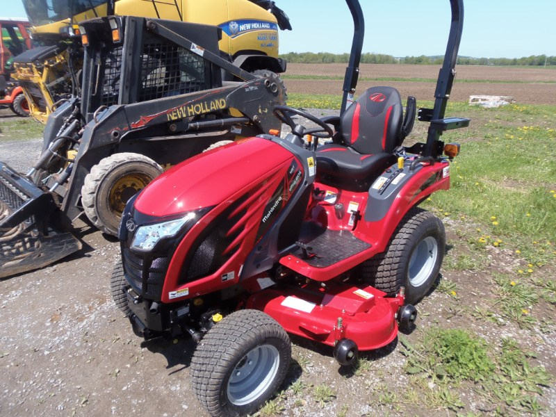 2018 Mahindra eMax20s Tractor For Sale