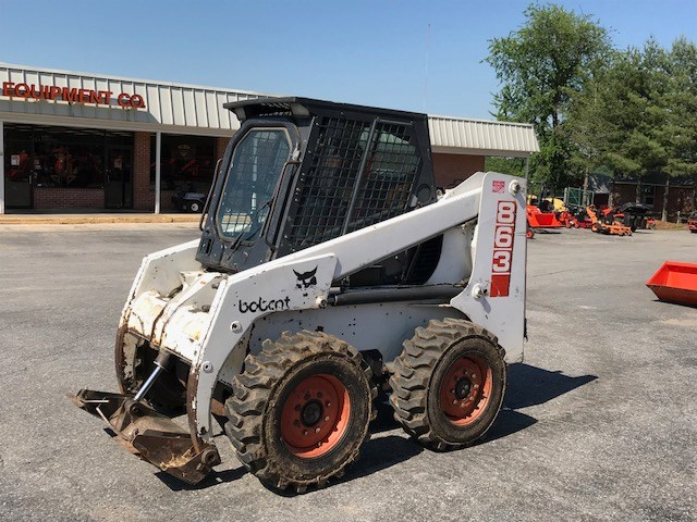 Bob-Cat 863 Skid Steer For Sale