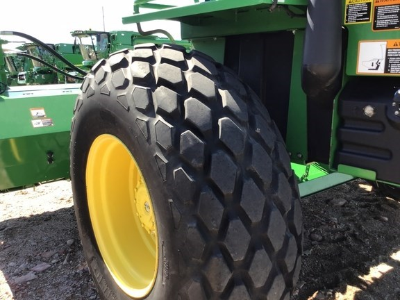 Photos of 2014 John Deere W235 Windrower For Sale » Plains
