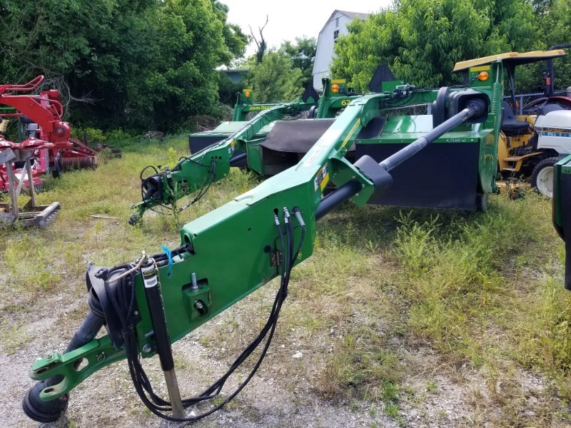 2012 John Deere 625 Mower Conditioner For Sale