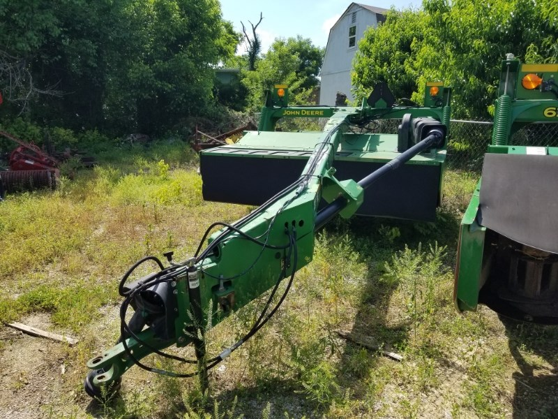 2007 John Deere 530 Mower Conditioner For Sale