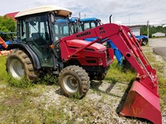 Tractor - Compact For Sale 2006 Mahindra 4510 MFD LDR CAB , 45 HP