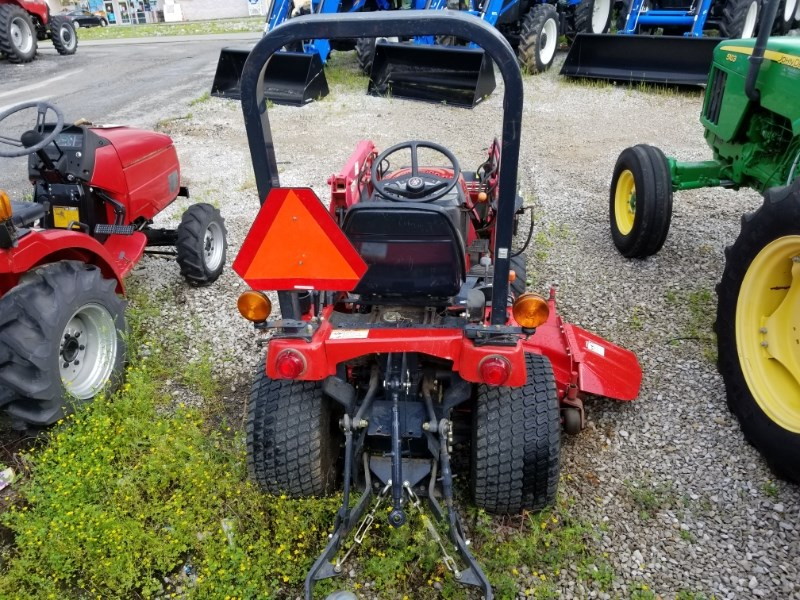 2004 Massey Ferguson GC2300 MFD W/DECK & LDR Tractor - Compact For Sale
