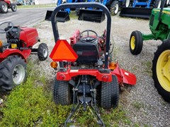 Tractor - Compact For Sale 2004 Massey Ferguson GC2300 MFD W/DECK & LDR , 22 HP