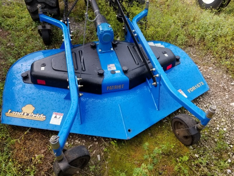 2008 New Holland T1520 W/MOWER Tractor - Compact For Sale