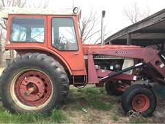 Tractor For Sale 1973 International 1466 , 147 HP