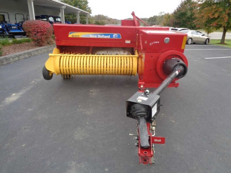 2012 New Holland BC5070 Baler-Square For Sale