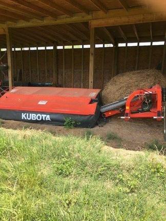 2016 Kubota DM2032 Disc Mower For Sale