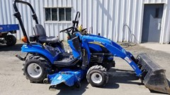Tractor For Sale 2010 New Holland BOOMER 1025 , 26 HP