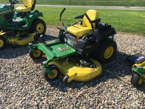 2017 John Deere Z540M Riding Mower For Sale