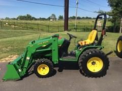 Tractor For Sale:  2001 John Deere 4100 , 19 HP