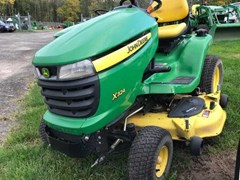 Lawn Mower For Sale 2009 John Deere X324 , 22 HP