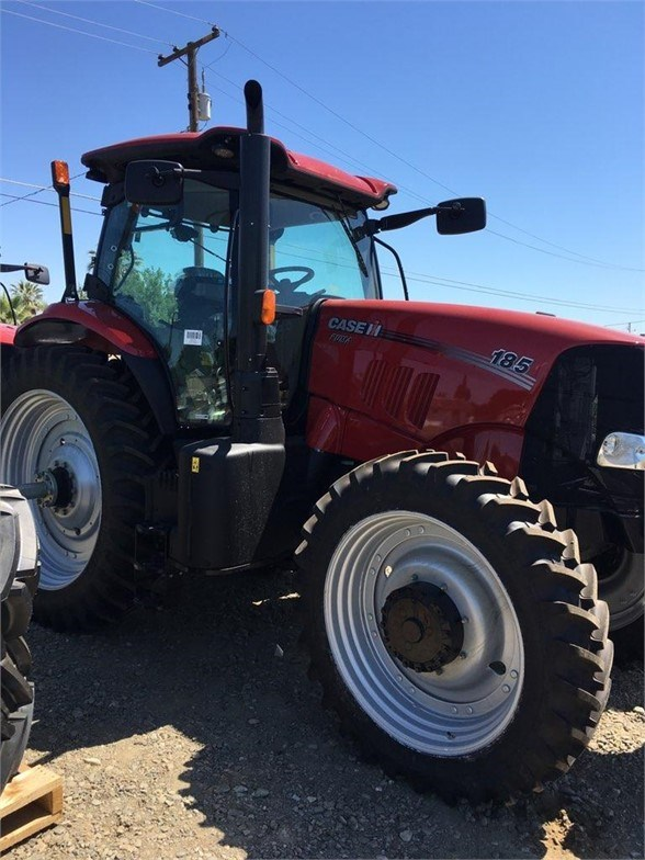 2018 Case IH PUMA 185 Tractor
