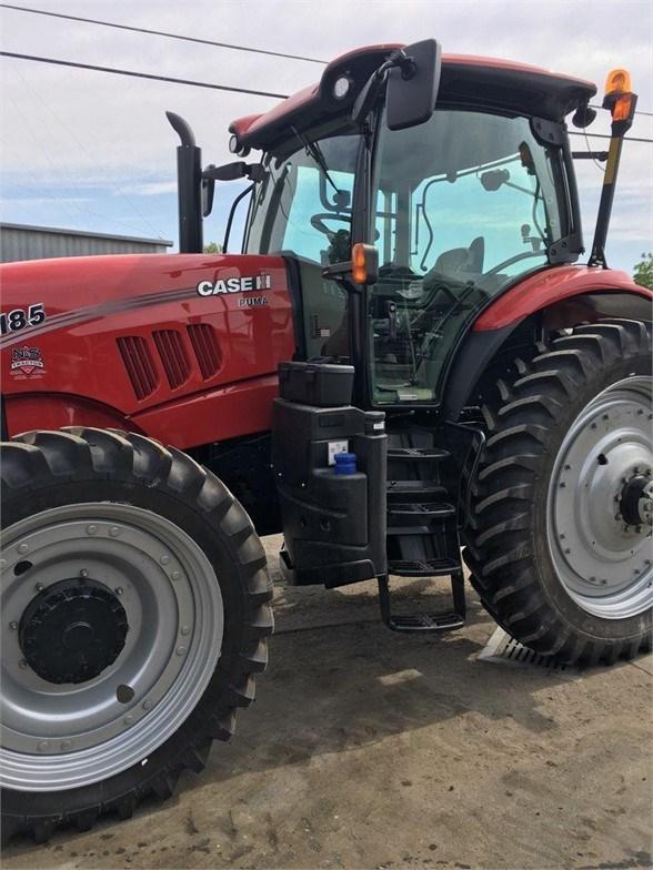 2018 Case IH PUMA 185 CVT Tractor