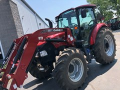 Tractor For Sale 2016 Case IH Farmall 100C , 80 HP