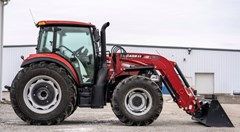 Tractor For Sale Case IH Farmall 110C , 90 HP