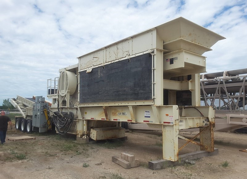 2017 FABTEC 3055 Crusher - Jaw For Sale