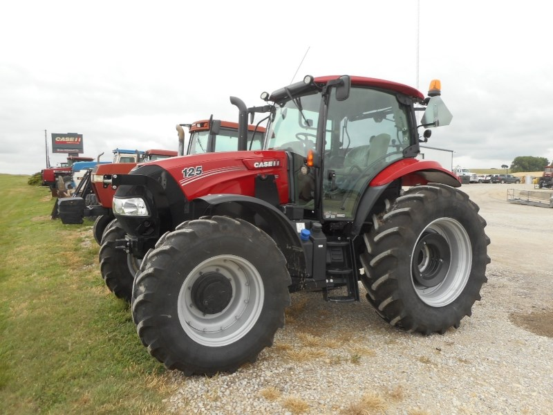 2016 Case IH Maxxum 125 Tractor For Sale