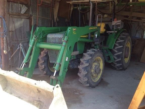 2003 John Deere 5420 Tractor For Sale