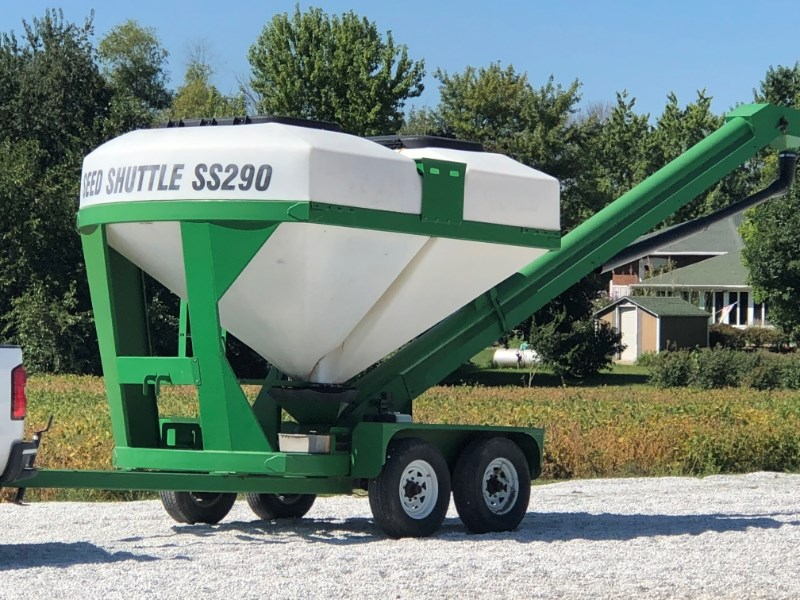 Norwood SS290 Seed Tender For Sale