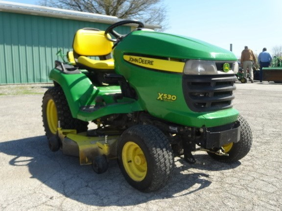 2010 John Deere X530 Riding Mower For Sale