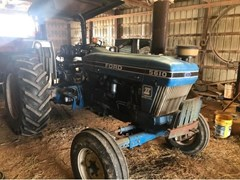Tractor For Sale 1992 Ford 5610 , 72 HP