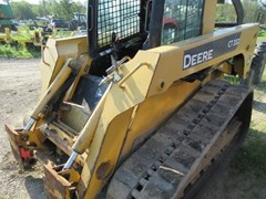 Skid Steer-Track For Sale 2008 John Deere CT332
