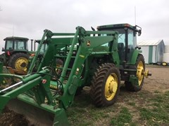 Tractor For Sale 1997 John Deere 8100 , 160 HP