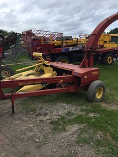Forage Harvester-Pull Type For Sale New Holland 790