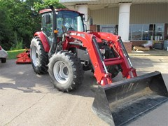 Tractor For Sale 2015 Case IH FARMALL 90C , 86 HP