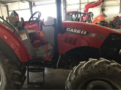 Tractor For Sale 2016 Case IH FARMALL 75C , 74 HP
