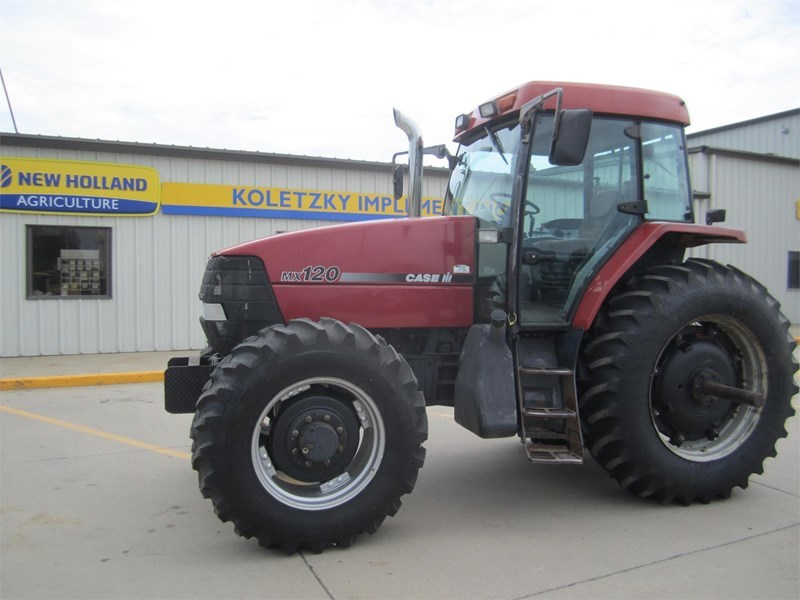 1998 Case IH MX120 Tractor For Sale