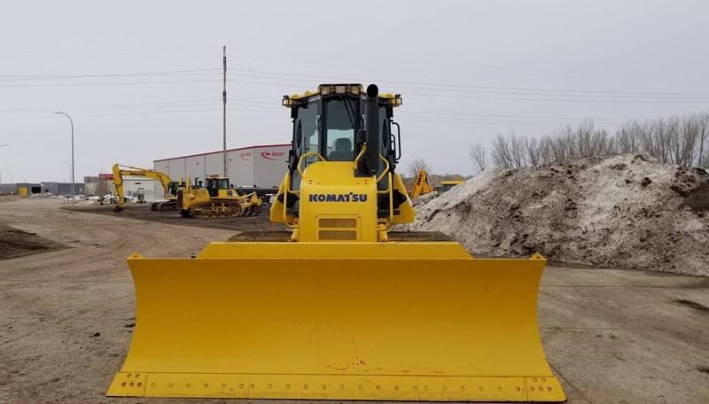 2016 Komatsu D61PX-24 Crawler Tractor For Sale