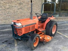 Tractor For Sale:  1985 Kubota L2250DT-7