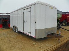 Equipment Trailer For Sale 2016 Doolittle CM8.5X207K