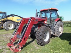 Tractor - Utility For Sale 2010 Case IH Puma 155 , 145 HP