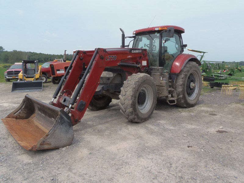 2013 Case IH Puma 170 Tractor For Sale