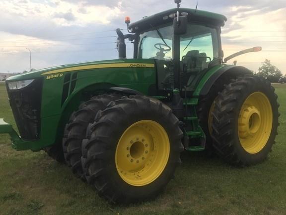 2017 John Deere 8345R Tractor For Sale