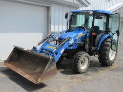 Tractor For Sale:  2013 New Holland 3050 , 50 HP