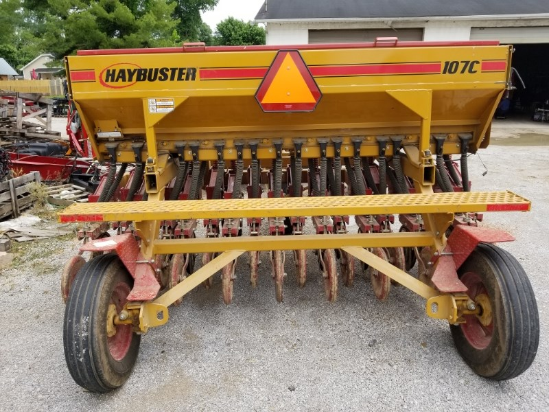 2015 Haybuster 107C Grain Drill For Sale