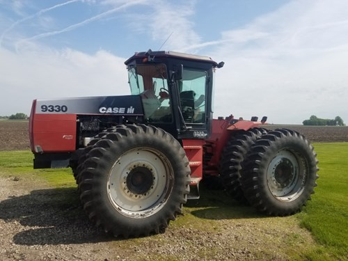 Tractor For Sale:  1997 Case IH 9330 , 240 HP